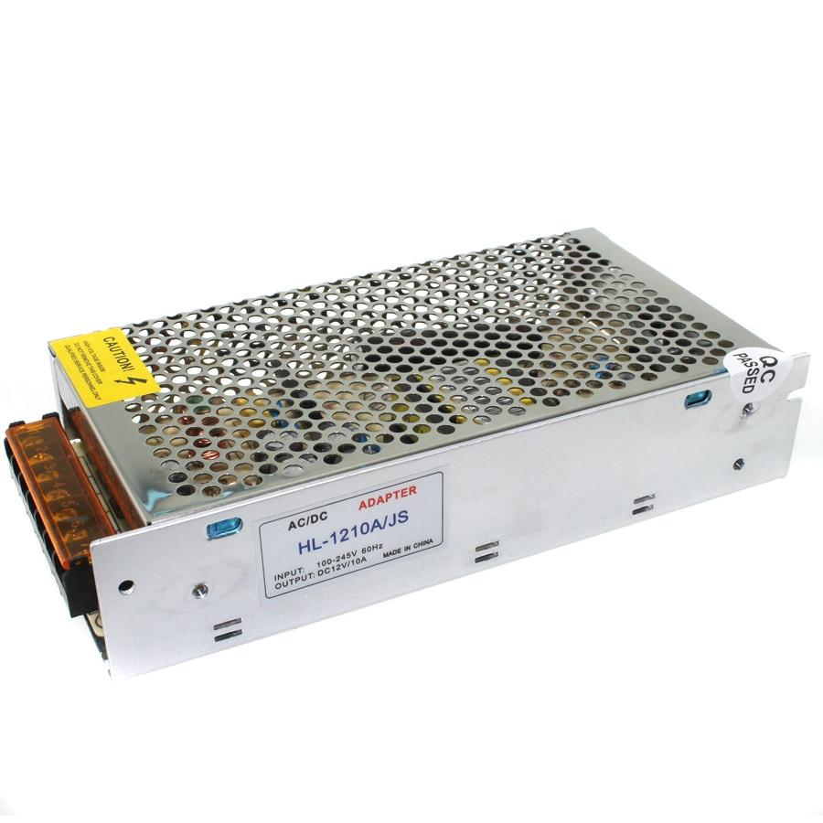 12V Power Supply DC12V Unit 5A 10A 15A 20A Transformer AC 110V 220V 220 V to DC 12 Volts 12 V LED Driver For LED Strip enlarge