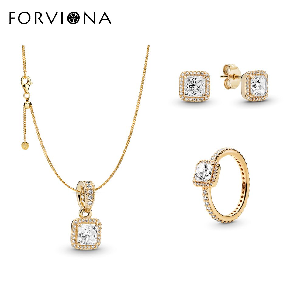 YLYNXF 2021 جودة الذهب مكعب الزركون مجوهرات الأفريقية دعوى الملابس بدلة مجوهرات كبيرة القلائد قلادة اكسسوارات الزفاف