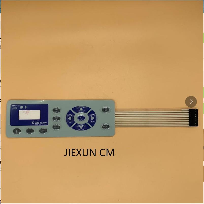 لوحة تحكم العرض P-cut ، للوحة مفاتيح التحكم Pcut CT1200 CT900 CT630 لآلة القطع الراسمة