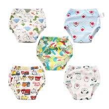 Pot de bébé pantalon dentraînement pour enfants   Couches réutilisables, couches lavables, sous-vêtements, pantalons dapprentissage en coton, livraison gratuite