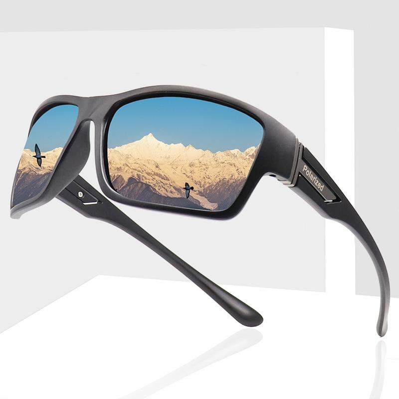 Gafas de sol polarizadas para hombre y lentes de sol masculinas de...