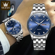 Relogio Masculino Brand Luxury Watch Men Sport Quartz 30M Waterproof Men's Watches Stainless Steel D