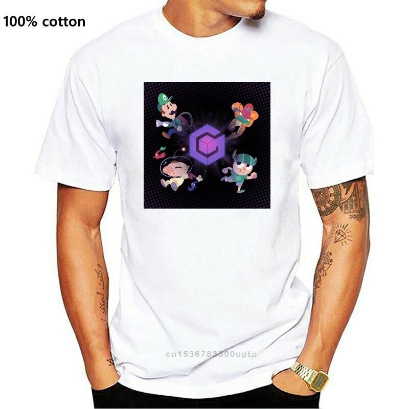 Luiguis Mansion-camisetas con estampado de All-Stars para hombre y mujer, camisetas de...