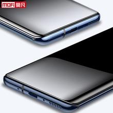 Oneplus 7 pro 용 화면 보호기 전체 덮개 표면 필름 mofi oneplus 7 Pro 강화 유리 ultra clear 1 + 7 전면 보호 9H