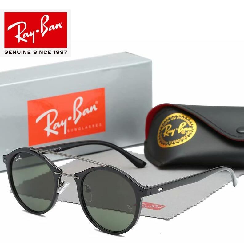 Rayban 2019 Original serie Ferrari gafas de sol protección UV lentes accesorios para hombres/mujeres gafas de sol RB4266