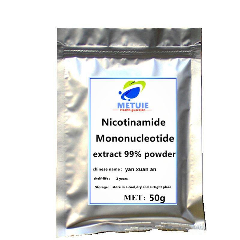2020 venda quente nicotinamida mononucleotide riboside nmn extrato em pó 1pc festival nutrição superior pele corpo glitter frete grátis