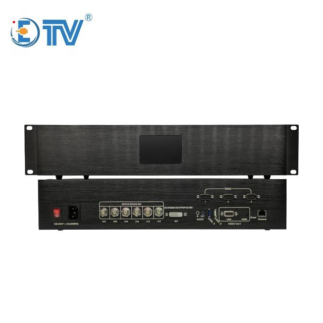 Seven-way HD video codec