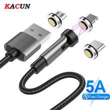 Магнитный USB-кабель для быстрой зарядки, USB Type-C