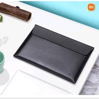 xiaomi notebook 12 5 inch black leather liner protective case upgrade for macbook air 11 6 13 3 inch macbook 12inch