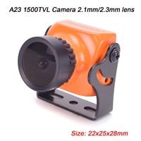 Новый мини A23 1500TVL Камера 2,1 мм/2,3 мм объектив 1/3