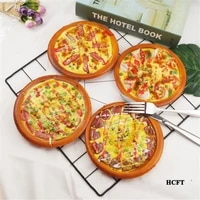 fake simulation food props hotel restaurant dining room bakery pastry baking dessert house shop store decoration pizza model