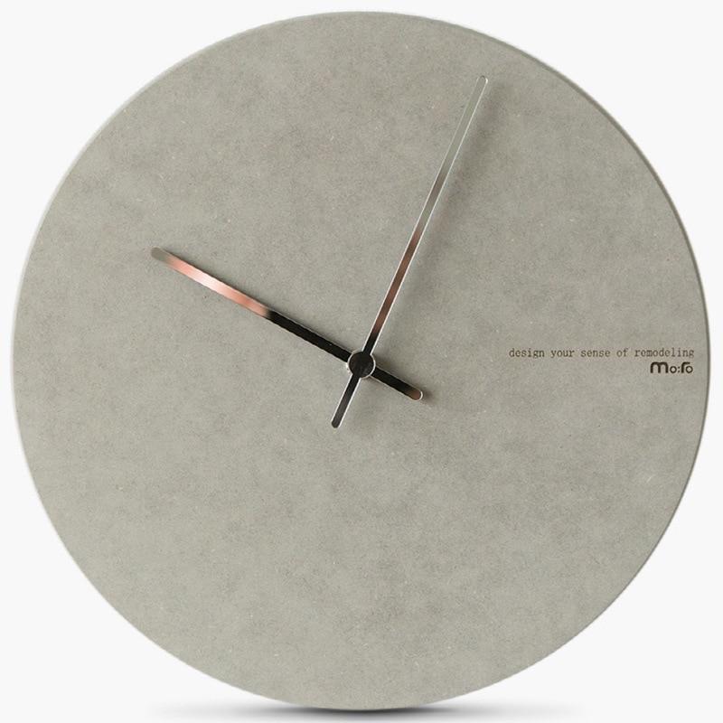 Reloj de pared de diseño moderno, reloj de pared de cuarzo con...