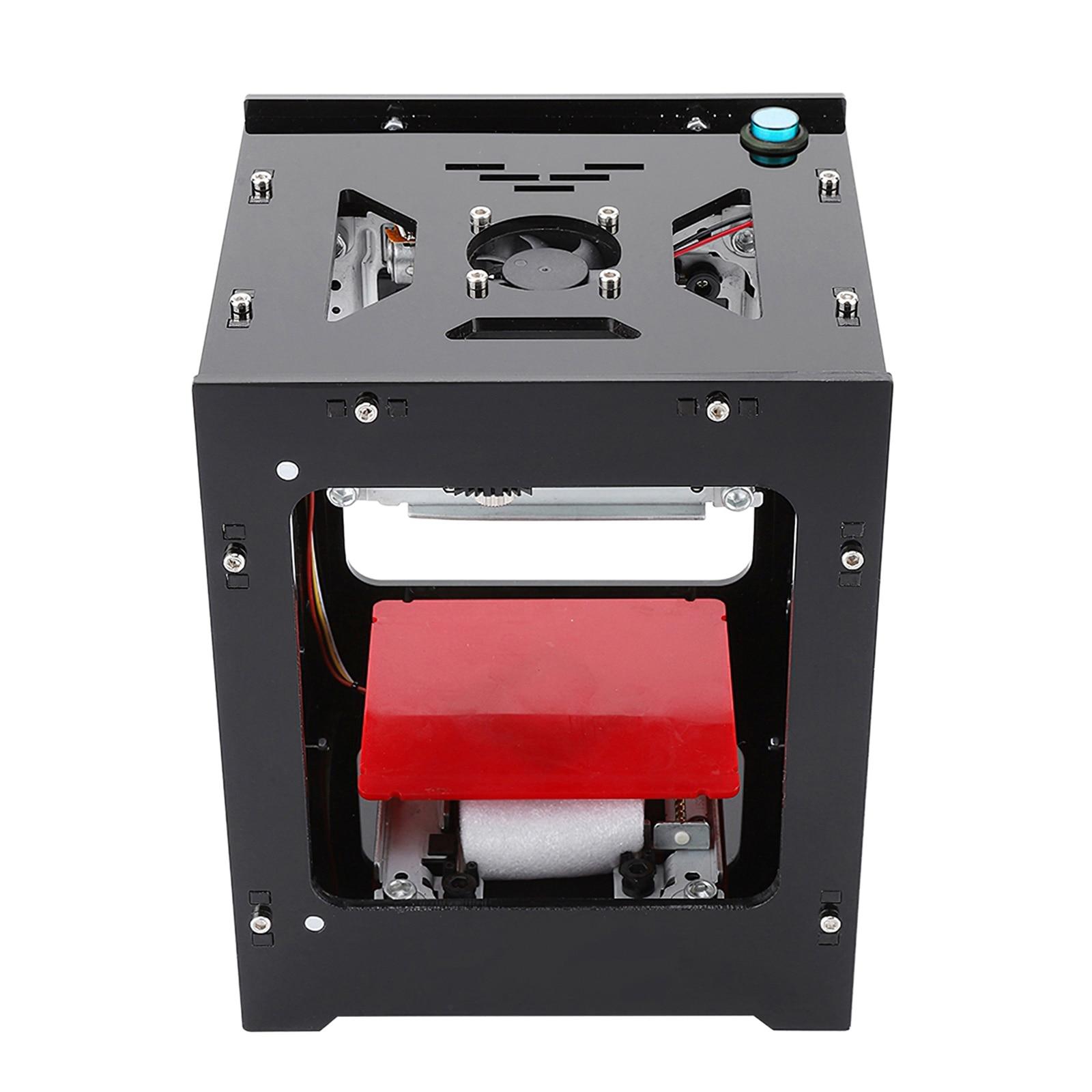 NEJE DK-BL 3000mW 445nm Bluetooth USB Laser Engraver Carver Auto DIY Print Cutting Carver Engraving Machine Off-line Operation enlarge