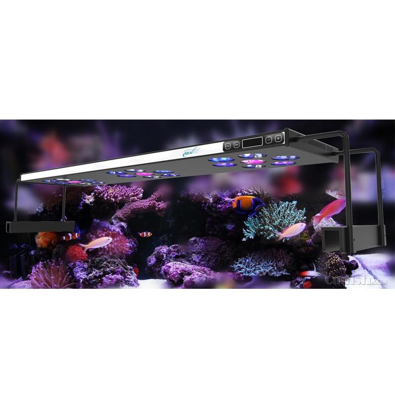 سانرايز واي فاي نوع التحكم في مياه البحر خزان المرجان LED مياه البحر المرجان ضوء M30/M60/M90/M120