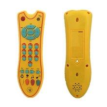 Baby Musik Telefon Puzzle Touchscreen Simulation Fernbedienung Stop Weinen Telefon Spielzeug Kinder Pädagogisches Spielzeug