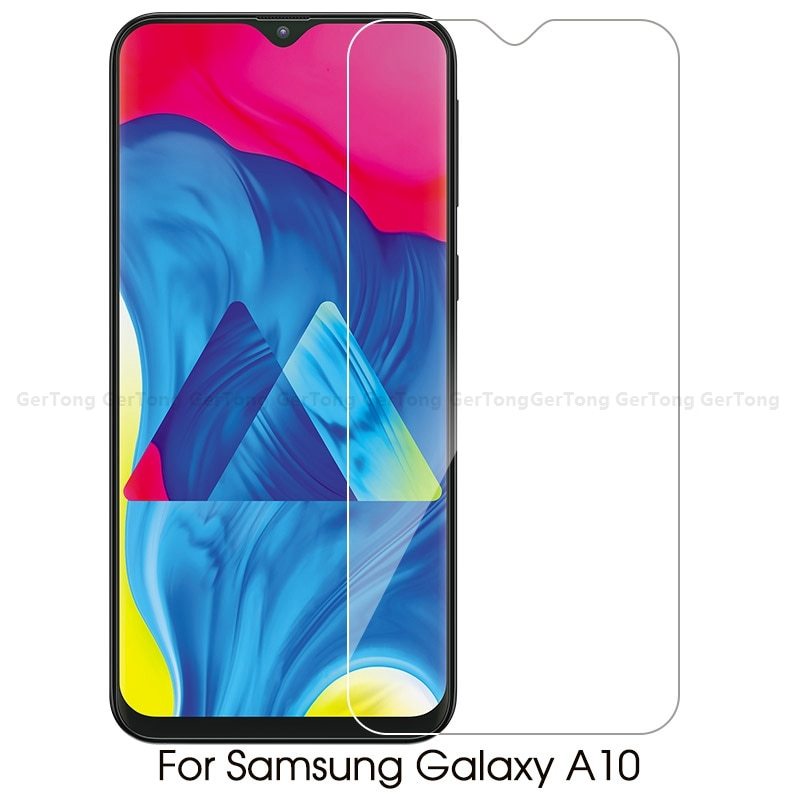 Tempered Glass For Samsung Galaxy A10 Protective Glass On The sumsung For Samsung a 10 10a a105 a105