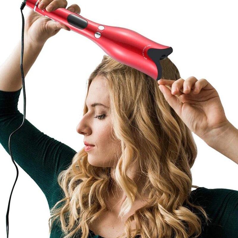 جهاز تجعيد الشعر التلقائي للنساء ، مكواة تجعيد الشعر ، أجهزة التجميل ، مكواة الشعر المهنية ، تجعيد الشعر