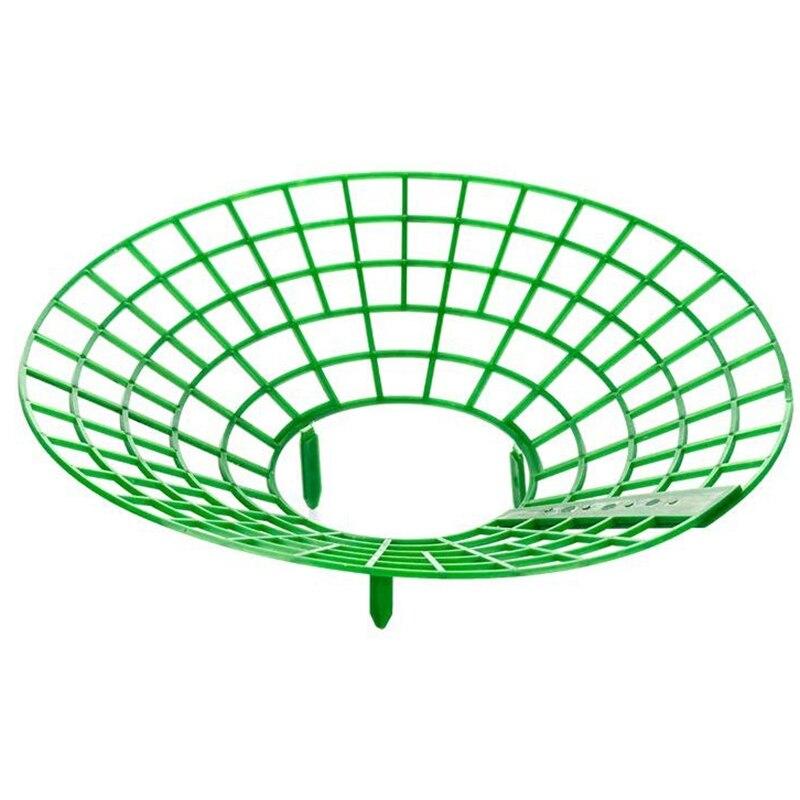 10 шт. подставка для клубники держатель рамка посадка на балконе стойка для фруктов Поддержка растений цветок скалолазание Виноградная колонна садовая подставка