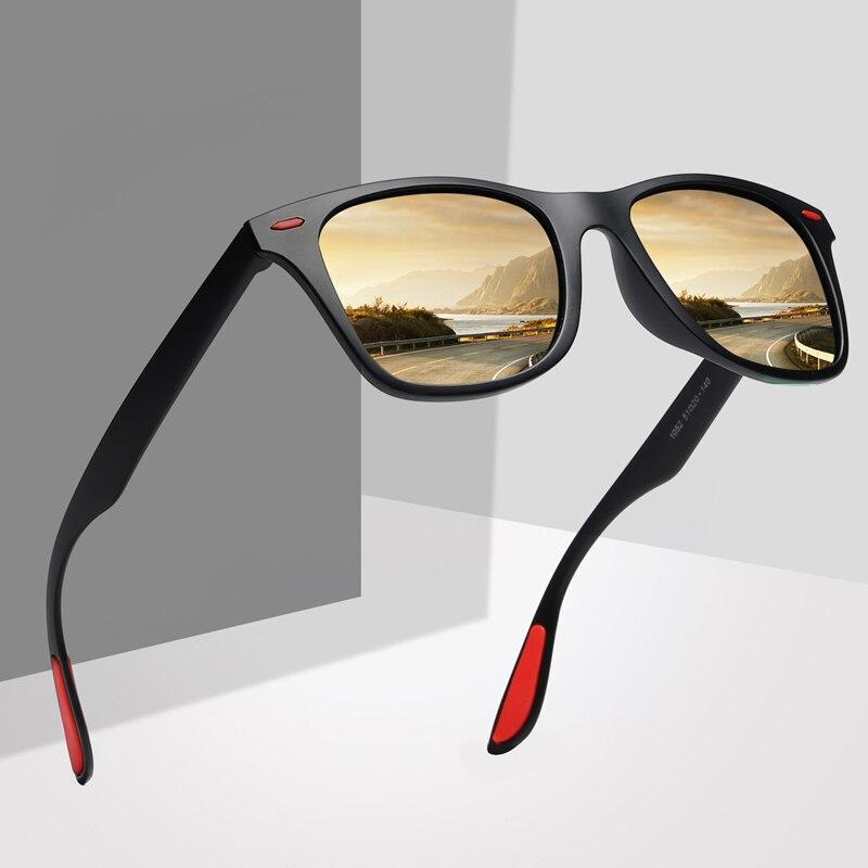 Gafas De Sol polarizadas clásicas para hombre y mujer, anteojos De Sol...