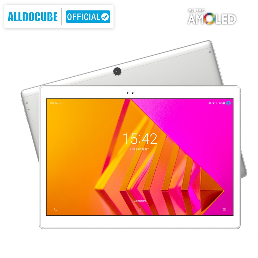 ALLDOCUBE X Neo Android 9.0 Dual 4G LTE Tablet Snapdragon 660 4GB RAM 64GB ROM 10.5 Inch Super Amoled Screen 2.5k 2560×1600 IPS enlarge