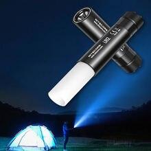 2020 Nitecore LR12 Handheld Lantern Flashlight CREE XP-L HD V6 LED 1000LM Without 18650 Battery Camping Hunting Fishing Climbing