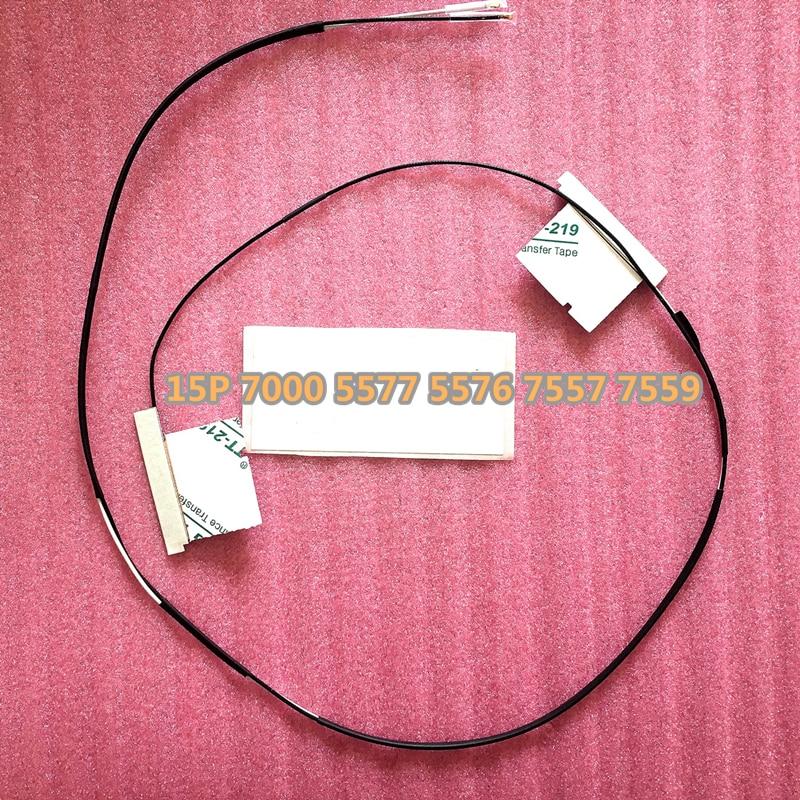 Nuevo Wifi Cable inalámbrico Cable de antenas para Dell 15P 7000, 5577,...