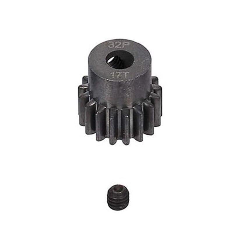 32P Stahl Metall Spur Getriebe Motor Ritzel für Traxxas Slash 4X4 Stampede 4X4 VXL Rustler 4X4 E-revo T-Maxx