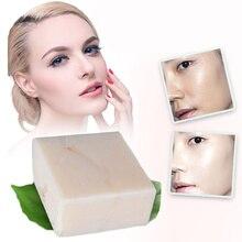 Savon à la main hydratant blanchissant à la main savon au lait de riz thaïlandais collagène peau éclaircissante contrôle de lhuile soins du corps acné plus lisse