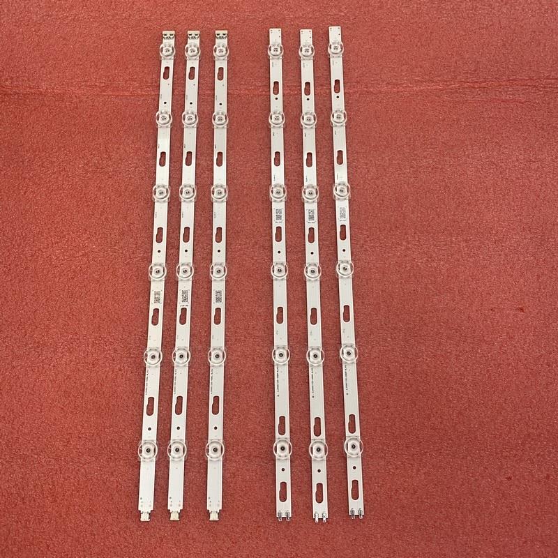 Kit 6pcs LED bar for Samsung UN50TU8000 UN50TU8200 UN50TU7000 UE50TU8000 UE50TU7000 BN96-50317A 5031