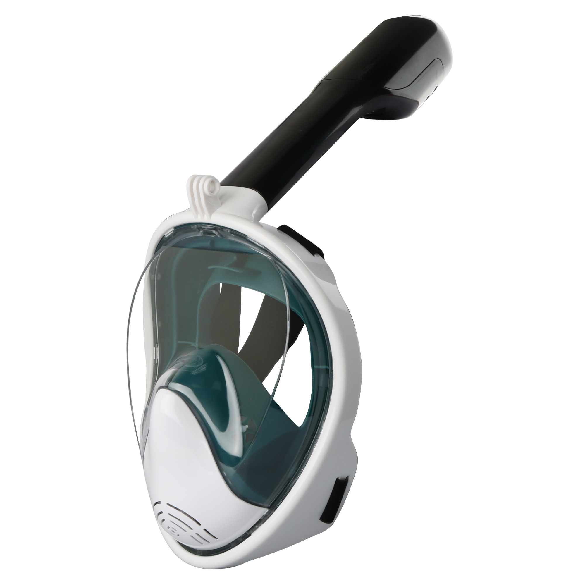 Tali boleh laras masker selam anti kabut bawah air snorkel berenang - Sukan air - Foto 5