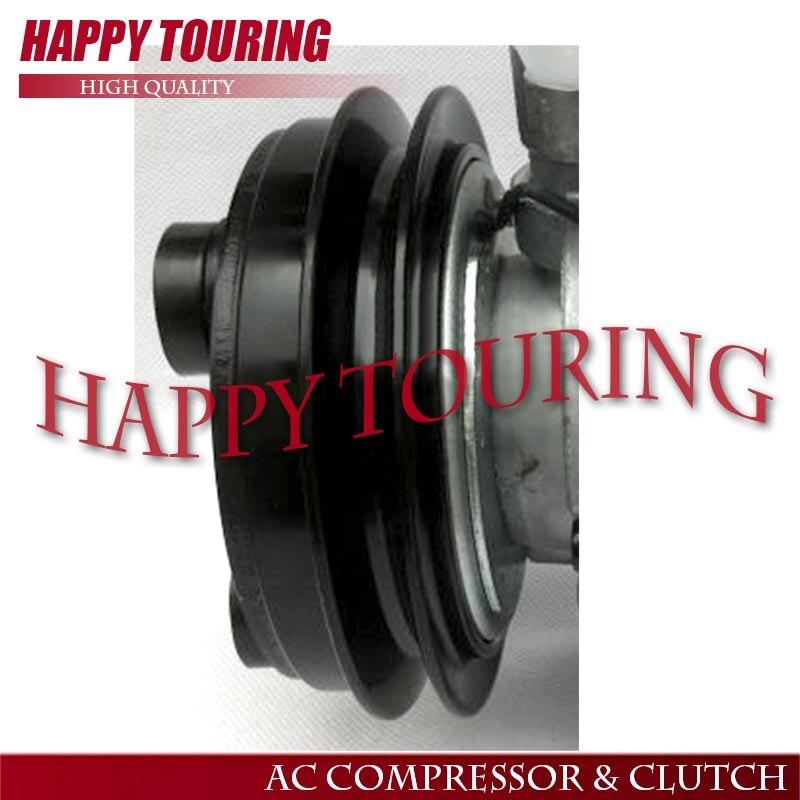 CR14 A/C AC compresor embrague montaje polea de embrague magnético para Isuzu d-max 2005-2008 8980839230 A4201184A02001