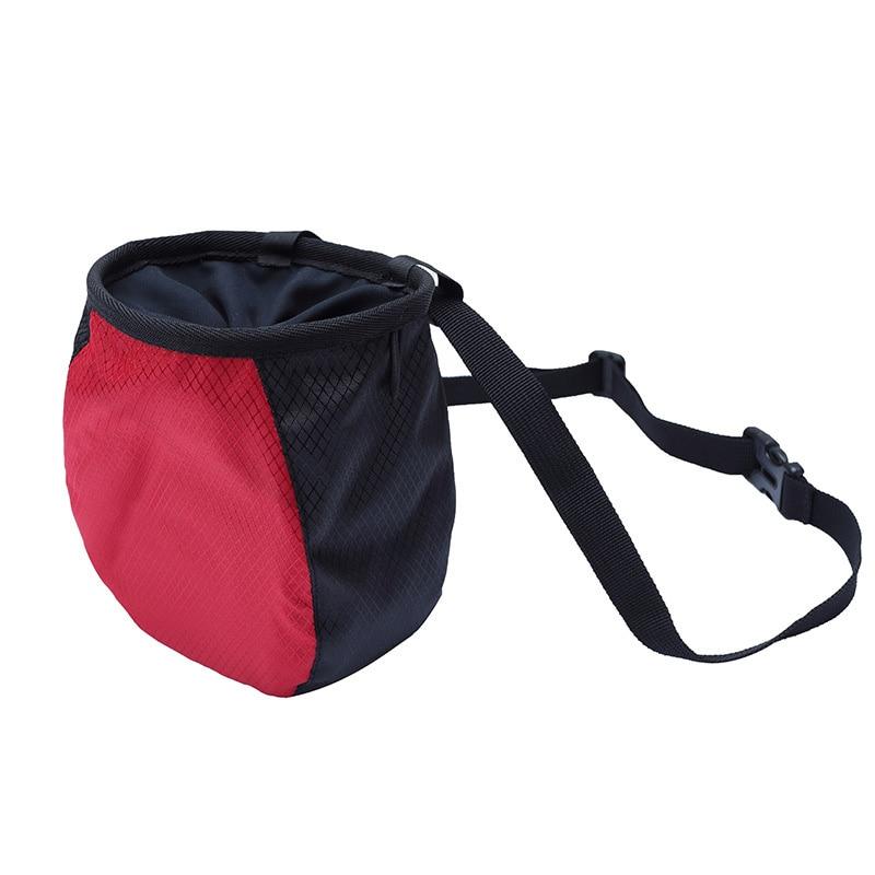 Escalada al aire libre bolsa de polvo de magnesio impermeable antideslizante polvo al aire libre único paralelo barras Fitness gimnasia EDF88