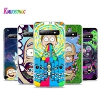 hot anime funny old man children for samsung galaxy s21 s20 fe ultra s10 lite 5g s10e s9 s8 plus s7 s6 edge soft phone case