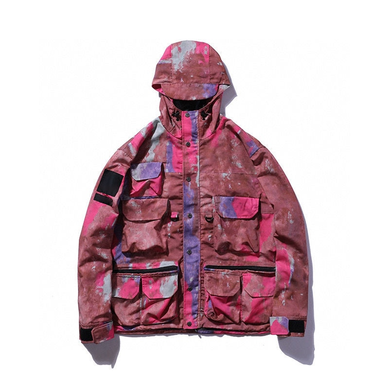 Мужская верхняя одежда размера плюс с вышивкой куртки мужские спортивные повседневные куртки модные весенне-осенние сапоги выше колена в с...