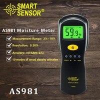digital hygrometer moisture meter for woodpapercardboard humidity tester fast precise microwave measurement lcd backlight
