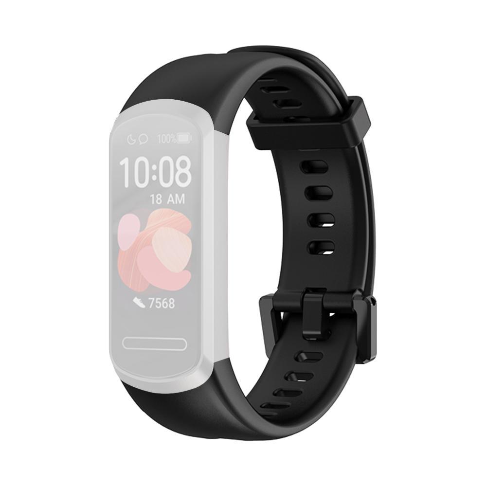 Лидер продаж! Силиконовый ремешок на запястье для Huawei Band 4, спортивный браслет, Смарт-часы, ремешок для Huawei Band 4, смарт-Аксессуары