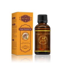 30ml Natürlichen Pflanzlichen Ätherischen Ölen Ingwer Essenz Körper Massage Öl Vollen Körper Massage Ätherisches Öl Therapie Spa Stress Entlasten