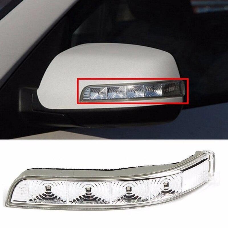 876132P000 LED luz de giro Luz de espejo lateral para KIA Sorento 2009-2014 posición de conducción principal (lado izquierdo)