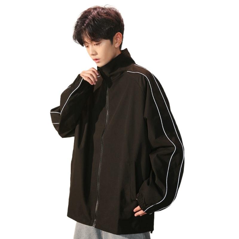 Для мужчин s Костюмы ветровка мужские куртки Для мужчин куртка для Для мужчин пальто Для мужчин Светоотражающая куртка куртки