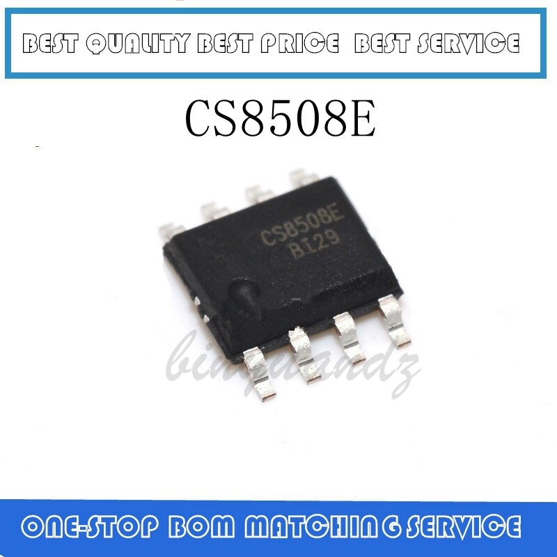 5 uds S8508E CS8508 CS8508E SOP-8