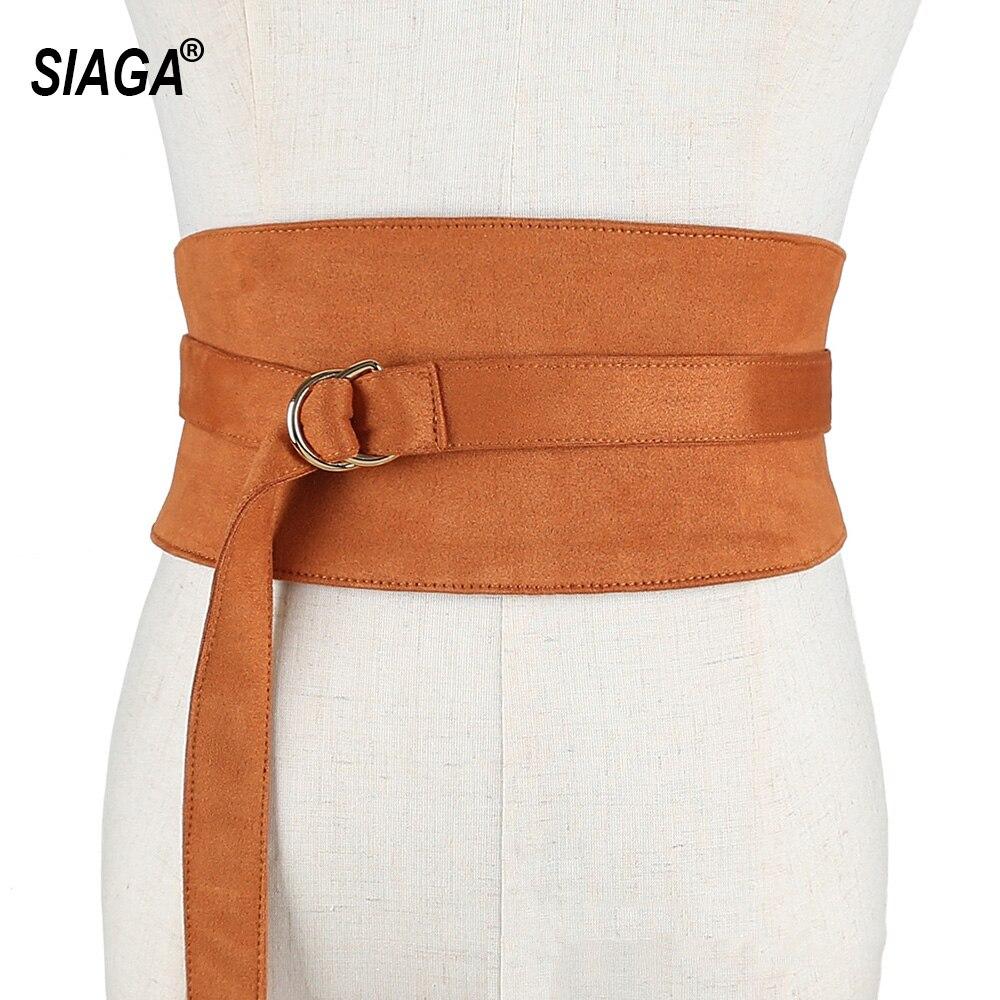 Универсальный женский плюшевый пояс, фланелевый Расширенный поясной чехол с лебедем, женский простой модный удлиненный пояс шириной 10 см, ...