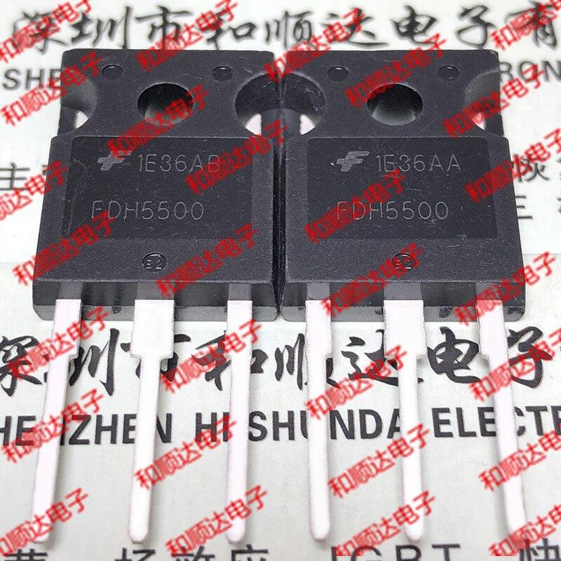 Оригинальный Новый/2 шт./FDH5500-247 55В 75A