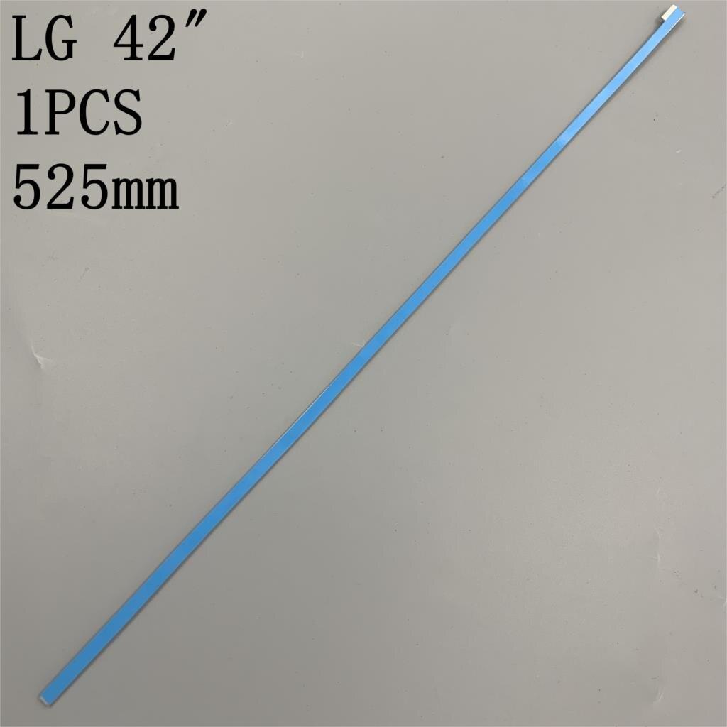 """10Pcs x 42"""" LED Backlight for LG 42LS570T 42LS570S 42LS575S T420HVN01.0 ES 42inch 7030PKG 60ea 74.42T23.001-2-DS1 60LED 525mm enlarge"""