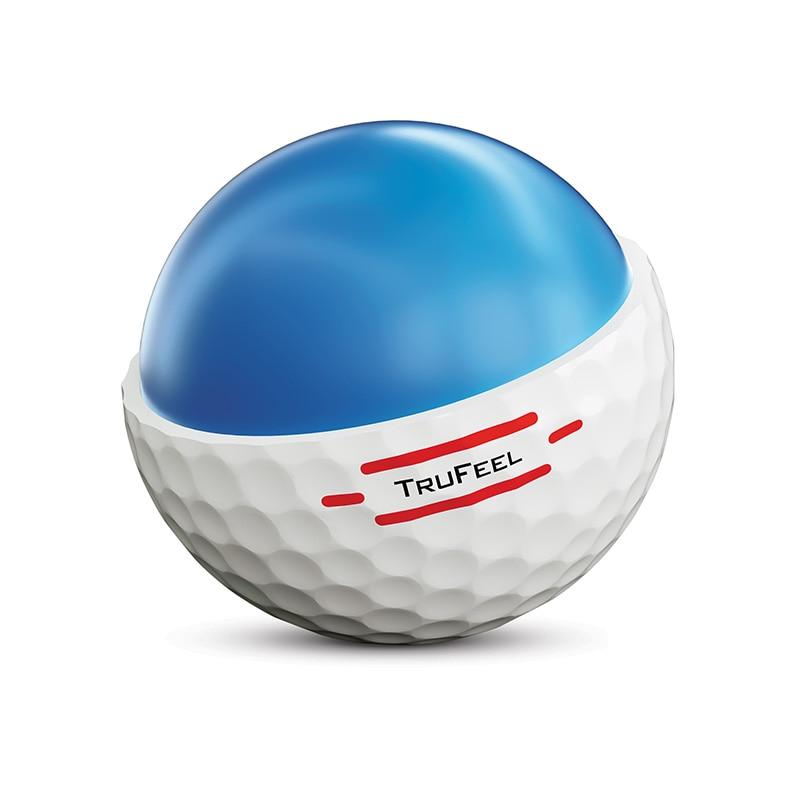 Soft Hand Feeling in All Golf Balls