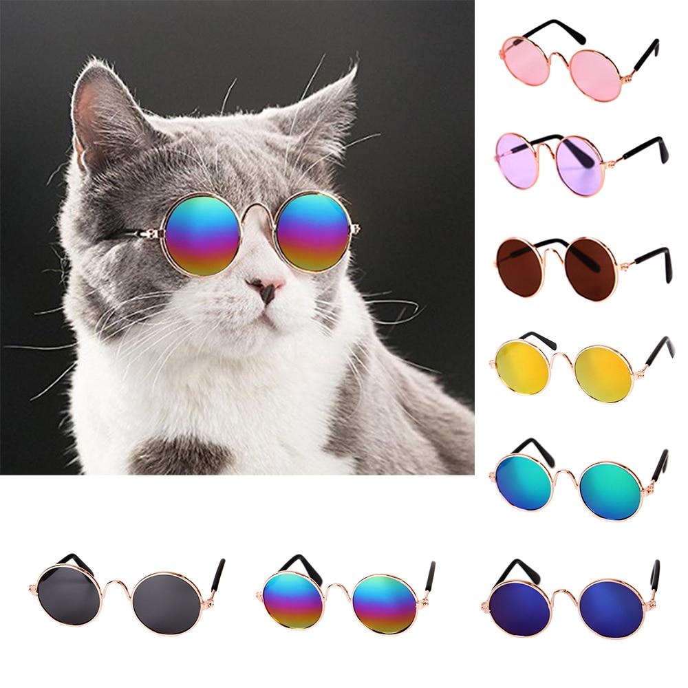1pc produk haiwan peliharaan kucing peliharaan yang indah gelas - Produk haiwan peliharaan - Foto 2
