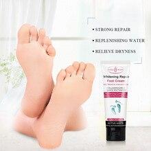 Anti Crack Foot Cream Heel Cracked Repair Cream Whitening Mositurizing Nourish Brighten Removal Call