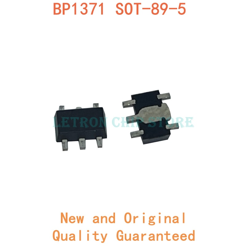 10 pces bp1371 SOT89-5 sot-89-5 sot89 sot-89 novo e original chipset ic