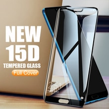 15D закаленное стекло для huawei Honor 20 10 9 Lite V9 V10 V20 9i 10i 20S 8X10 Lite Защитная пленка для экрана Защитный чехол