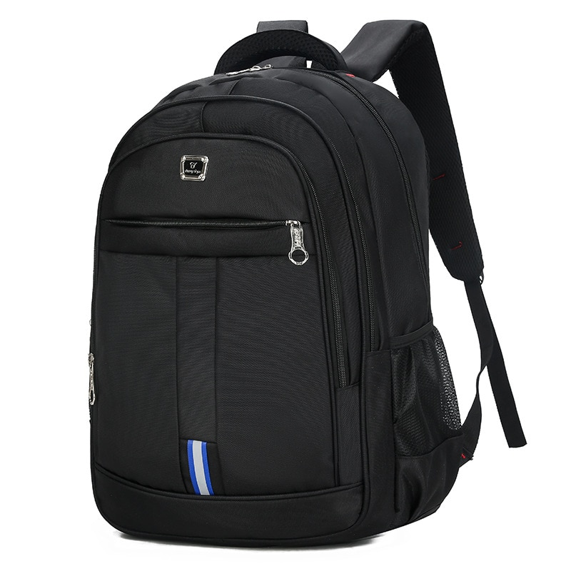 Men's Outdoor Large Capacity Backpacks Business Travel Computer 15.6in Laptop Bag Male and Female Student School Sport Backpacks