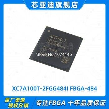 XC7A100T-2FGG484I FBGA-484  FPGA